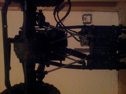 scx10 jeep wrangler ricain  13441911