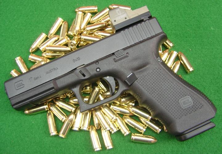 Trijicon RMR® RM06 Glock12