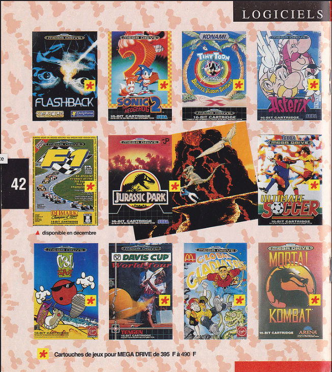 Nostalgie - catalogues jv 4210