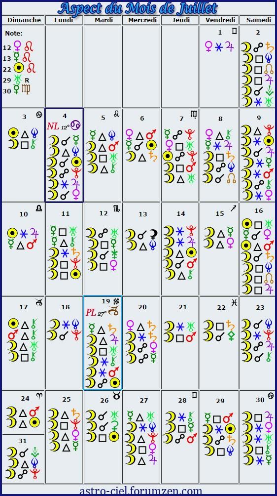 Aspects du mois de JUILLET - Page 2 Calend10