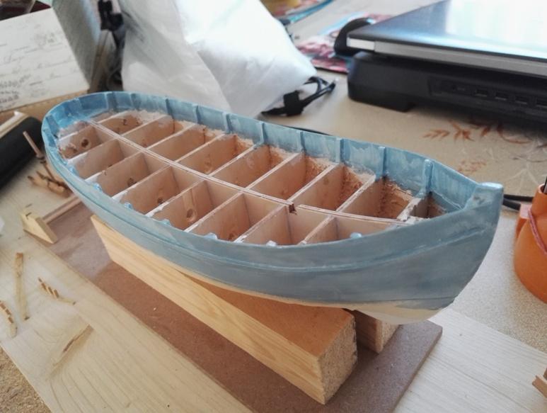 """Caboteur """"Le Norden"""" 1/30 de Billing Boats - Page 3 18-01-46"""