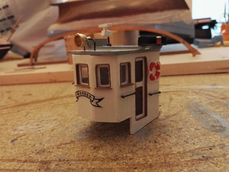 """Caboteur """"Le Norden"""" 1/30 de Billing Boats - Page 3 18-01-56"""