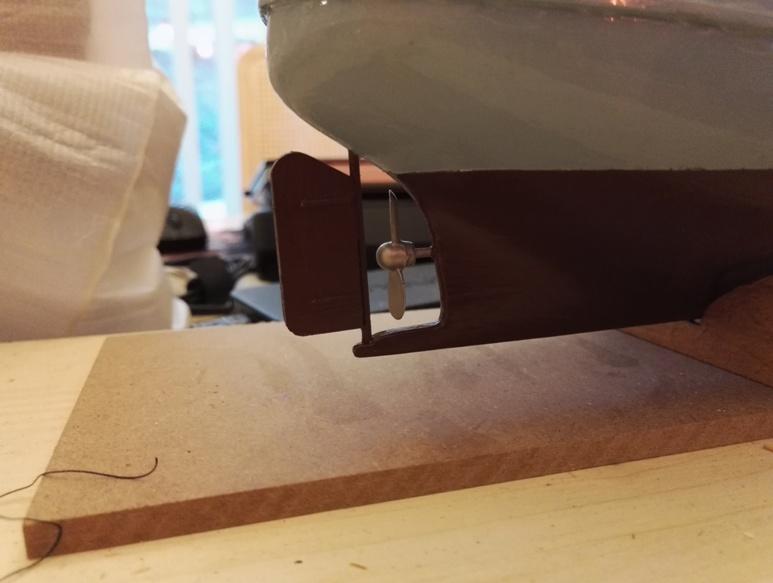 """Caboteur """"Le Norden"""" 1/30 de Billing Boats - Page 3 19-01-10"""