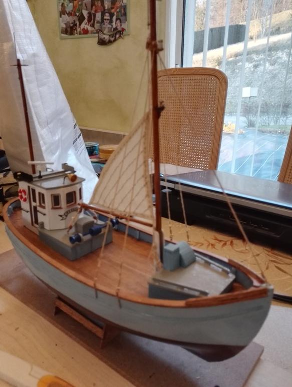 """Caboteur """"Le Norden"""" 1/30 de Billing Boats - Page 3 19-02-18"""