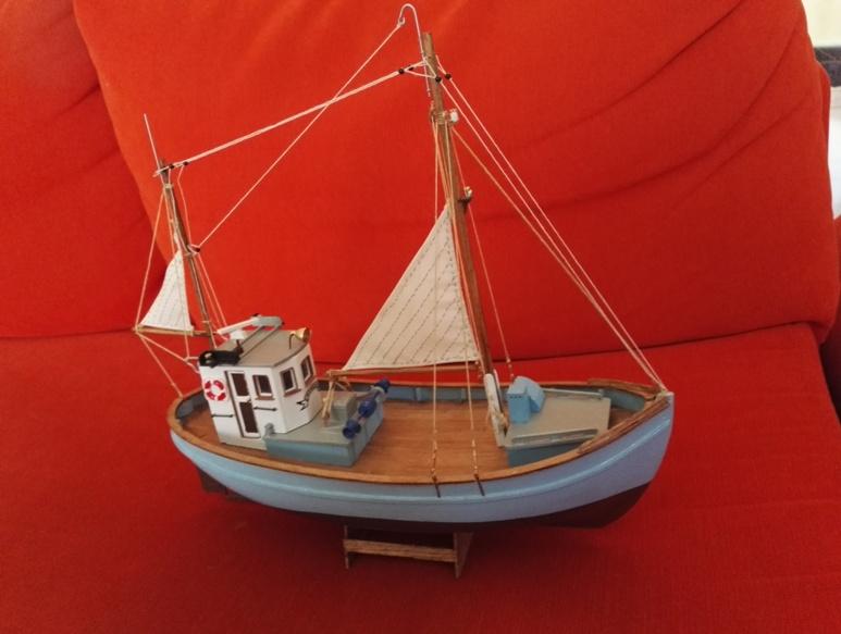"""Caboteur """"Le Norden"""" 1/30 de Billing Boats - Page 4 19-02-20"""