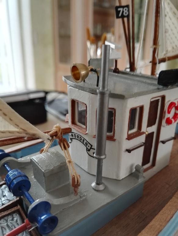 """Caboteur """"Le Norden"""" 1/30 de Billing Boats - Page 4 19-02-24"""