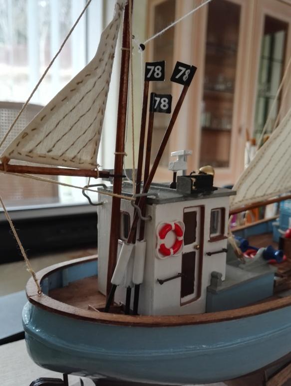 """Caboteur """"Le Norden"""" 1/30 de Billing Boats - Page 4 19-02-26"""