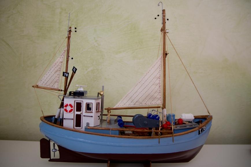 """Caboteur """"Le Norden"""" 1/30 de Billing Boats - Page 4 19-02-27"""