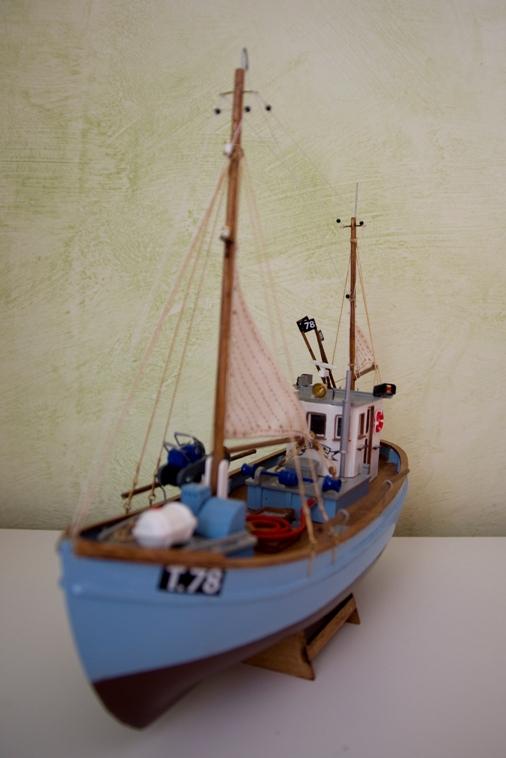 """Caboteur """"Le Norden"""" 1/30 de Billing Boats - Page 4 19-02-28"""