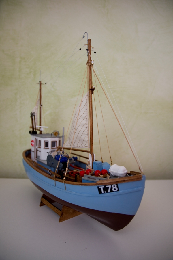 """Caboteur """"Le Norden"""" 1/30 de Billing Boats - Page 4 19-02-29"""