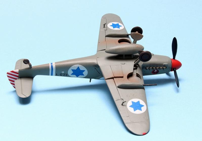 Avia S.199 Mezek - old KP 1/72 Img_6669