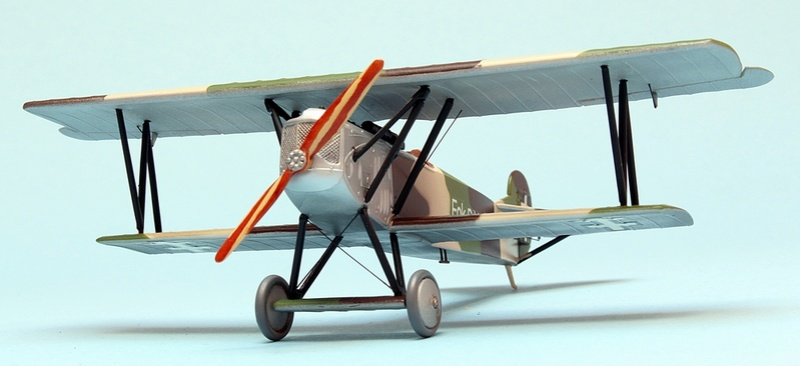 Fokker D.VII - Lithuania 1928-30 - Revell 1/72 Img_6838