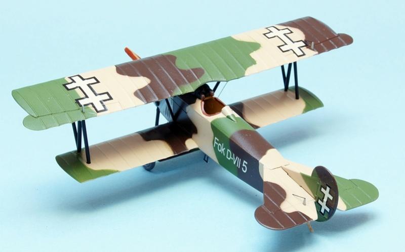 Fokker D.VII - Lithuania 1928-30 - Revell 1/72 Img_6840