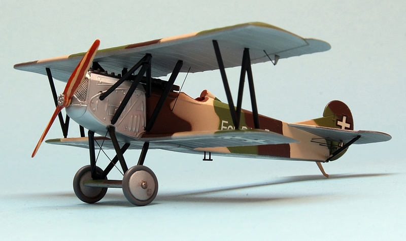 Fokker D.VII - Lithuania 1928-30 - Revell 1/72 Img_6842