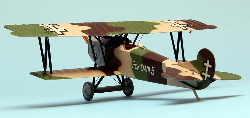 Fokker D.VII - Lithuania 1928-30 - Revell 1/72 Img_6844