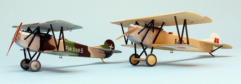 Fokker D.VII - Lithuania 1928-30 - Revell 1/72 Img_6845