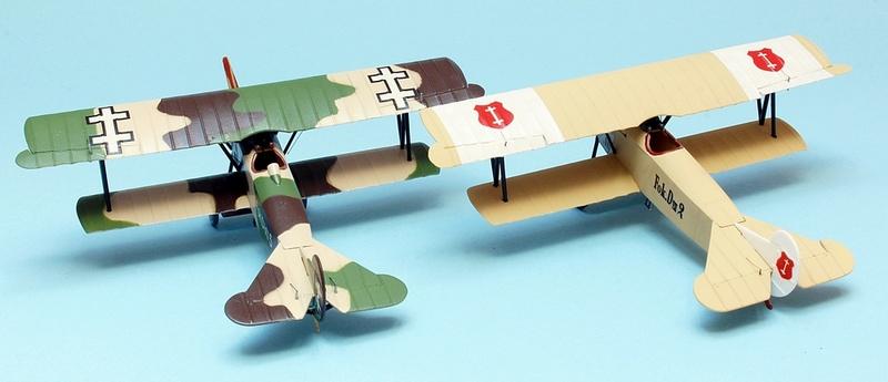 Fokker D.VII - Lithuania 1928-30 - Revell 1/72 Img_6846