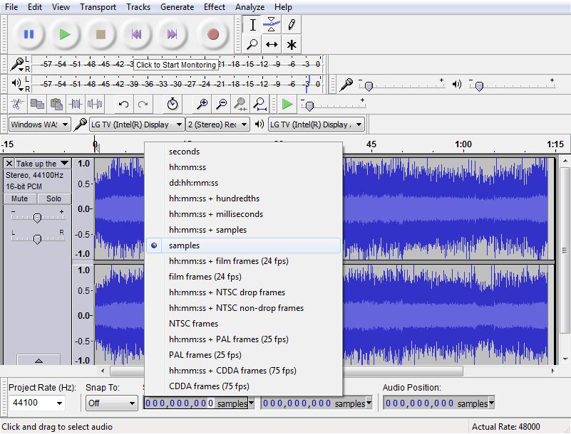 [Ver. 1.4.2 et suivantes][Astuces] Définir une partie bouclée à votre musique. Ogg210