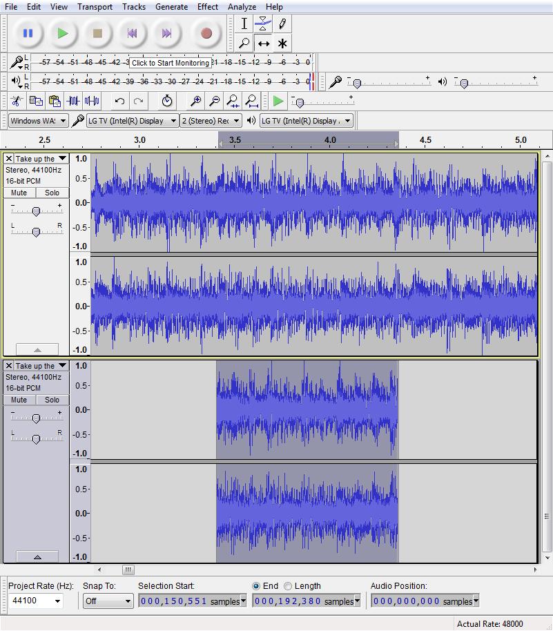 [Ver. 1.4.2 et suivantes][Astuces] Définir une partie bouclée à votre musique. Ogg410