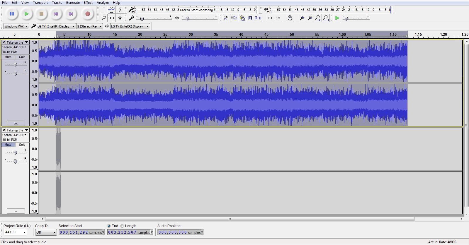[Ver. 1.4.2 et suivantes][Astuces] Définir une partie bouclée à votre musique. Ogg610