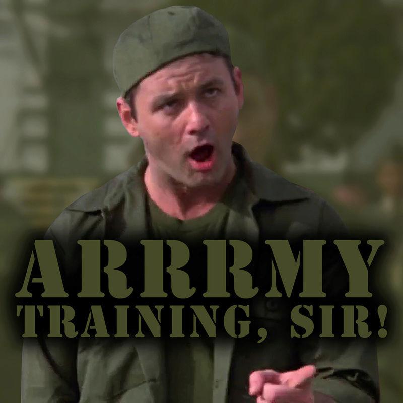Which training is best? Arrrmy10