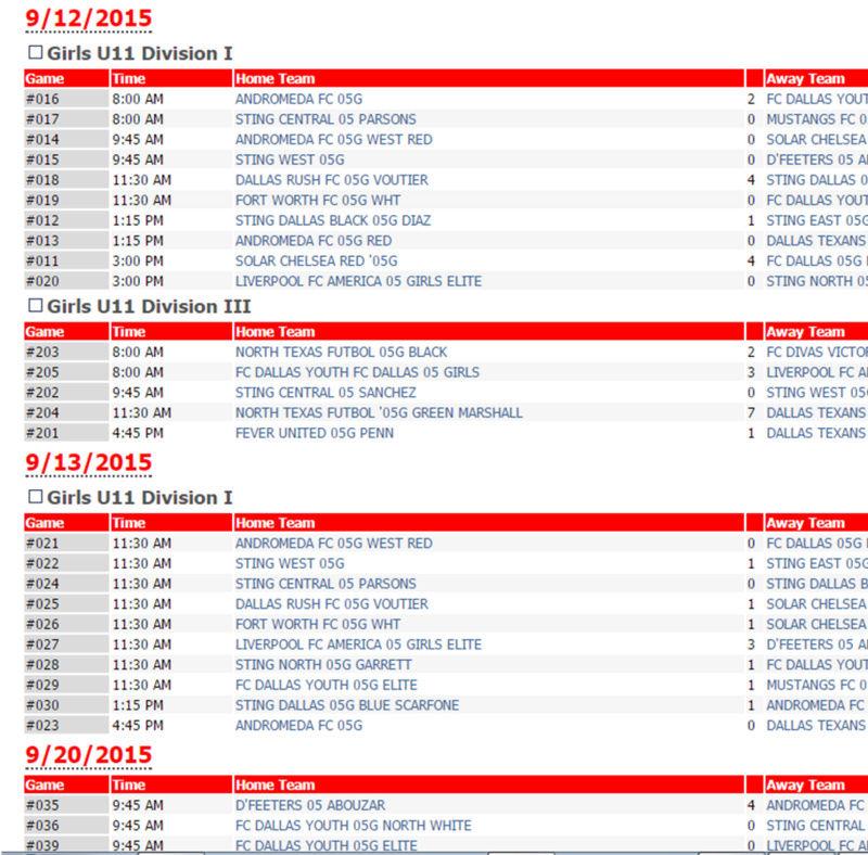 LHGCL 06G Partial Schedule Release - Page 2 U11_2010