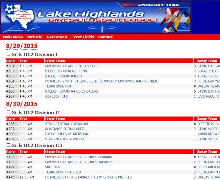LHGCL 06G Partial Schedule Release - Page 2 U12_2010