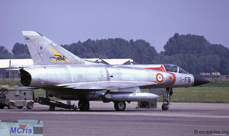 "[RV Aircraft] Mirage IIIC SPA 94 ""Mort qui fauche"" ECT 02/002 ""Cote d'Or"" Mirage10"