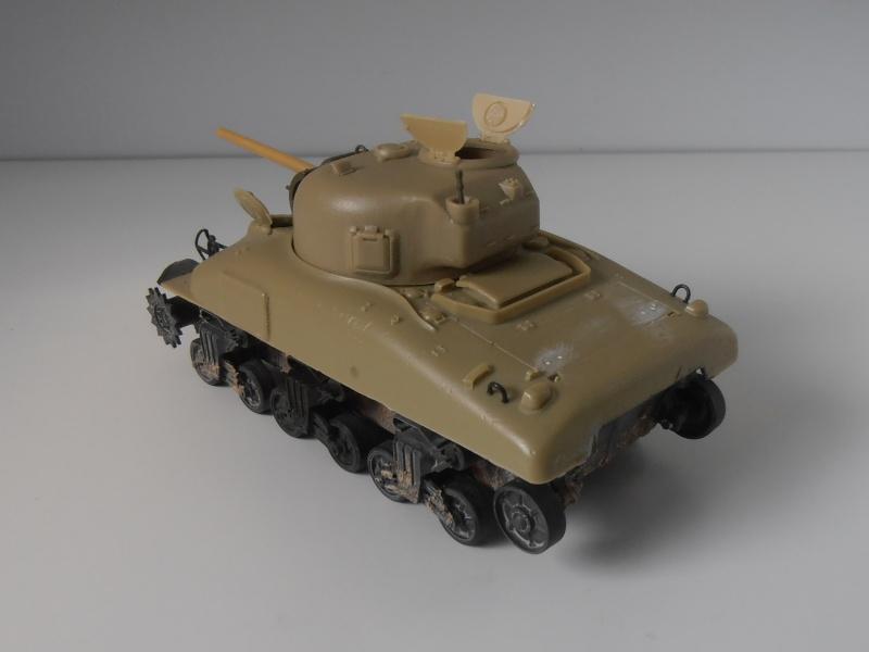 Sherman M4a2 et sherman M4a1 ( verlinden, tamiya, italeri au 1/35eme ) P6171011