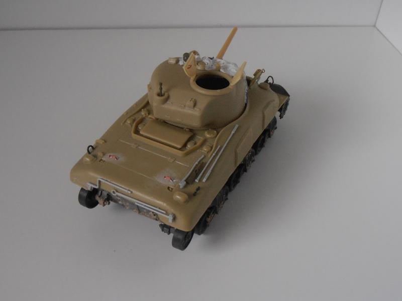 Sherman M4a2 et sherman M4a1 ( verlinden, tamiya, italeri au 1/35eme ) P6191010