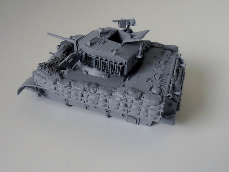 """La guerre des haies Normandie 1944 ( Tamiya, nemrod, blast model au 1/35eme ) """" montage avec ctreize """" P7301113"""