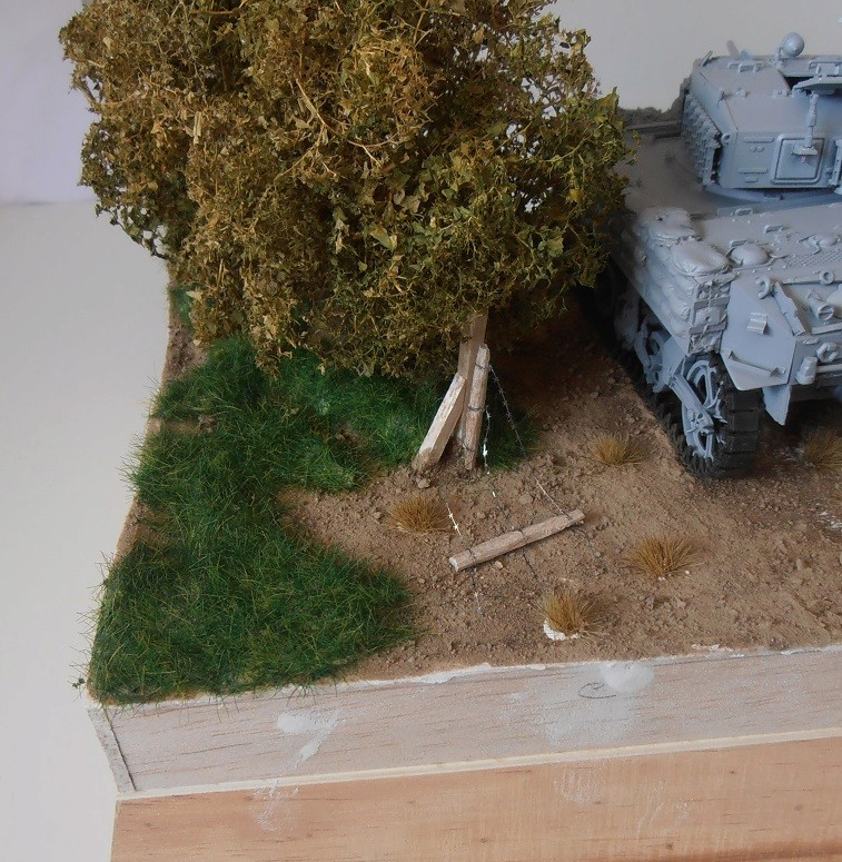"""La guerre des haies Normandie 1944 ( Tamiya, nemrod, blast model au 1/35eme ) """" montage avec ctreize """" - Page 2 P8061110"""