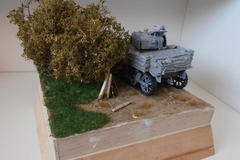 """La guerre des haies Normandie 1944 ( Tamiya, nemrod, blast model au 1/35eme ) """" montage avec ctreize """" - Page 2 P8061210"""