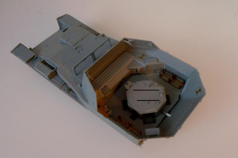flak 38(t) ausf. m ( dragon au 1/35 eme ) P8141211