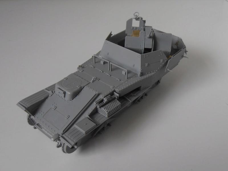 flak 38(t) ausf. m ( dragon au 1/35 eme ) P8181213