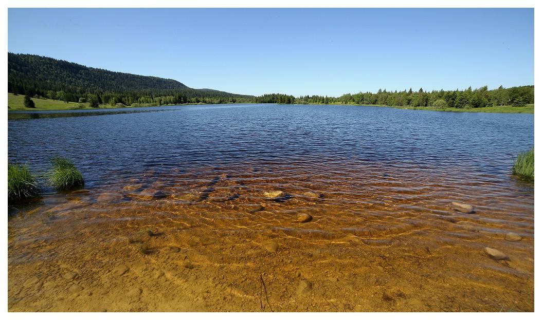 le lac de Bellefontaine Bellef10