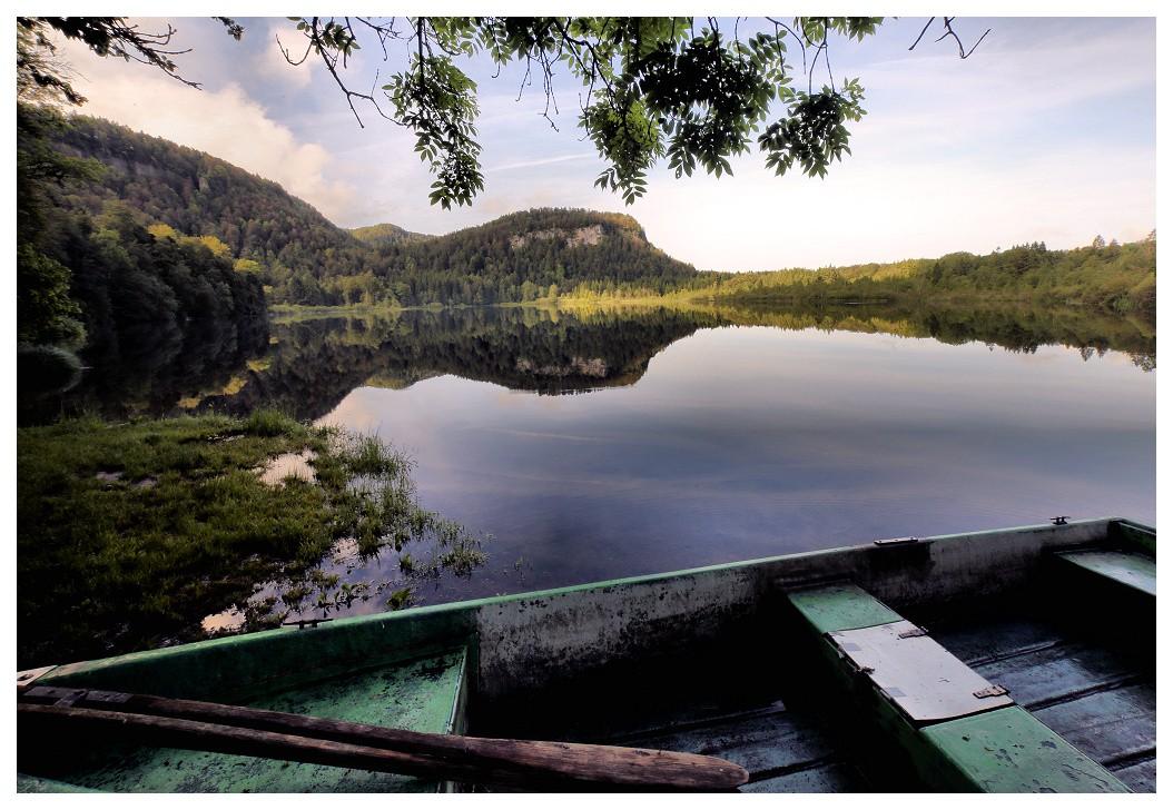 Lac de Bonlieu Bonlie10