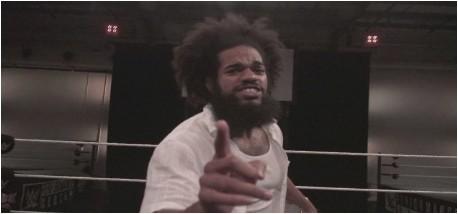 3#No Way José vs Dean Ambrose vs AJ Styles No_way11