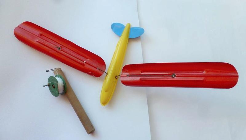 Gunther Flug-Spiele (jouets volants) Flug210
