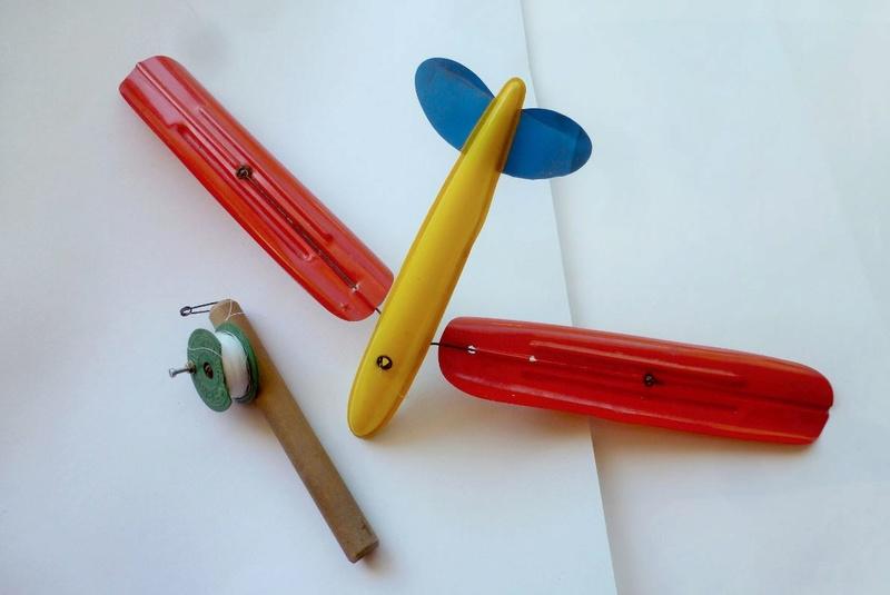 Gunther Flug-Spiele (jouets volants) Flug310
