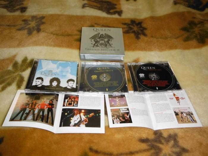 Ваши музыкальные и видео приобретения (CD и DVD) Queen10