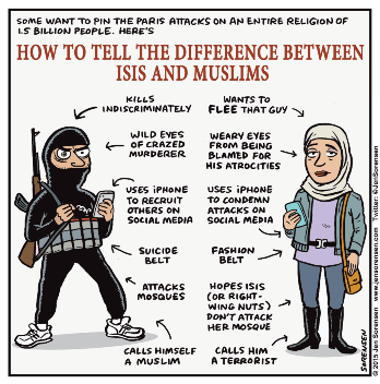 Why Western leftists adore right-wing religious extremists abroad  - Page 2 Isis_c10