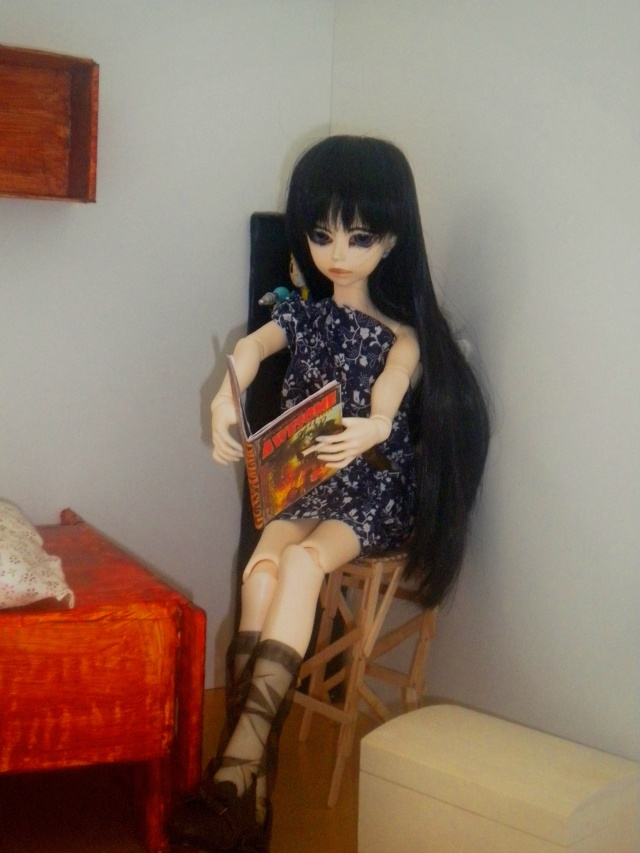 [AOD Shang Nai] (Edwina) Au coin du chat P2 Syance26