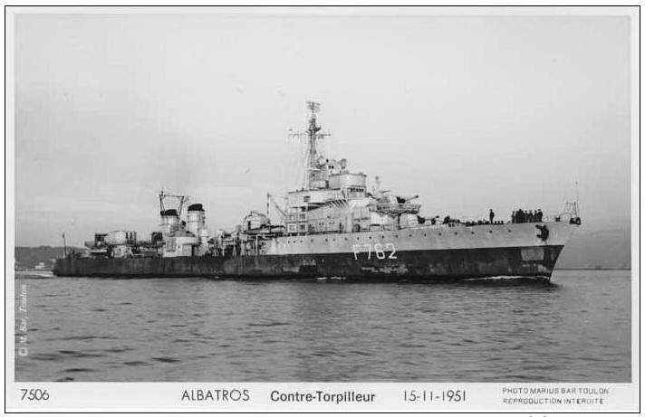 Les navires écoles français du XIX é à nos jours en photos  - Page 3 Alb_f713