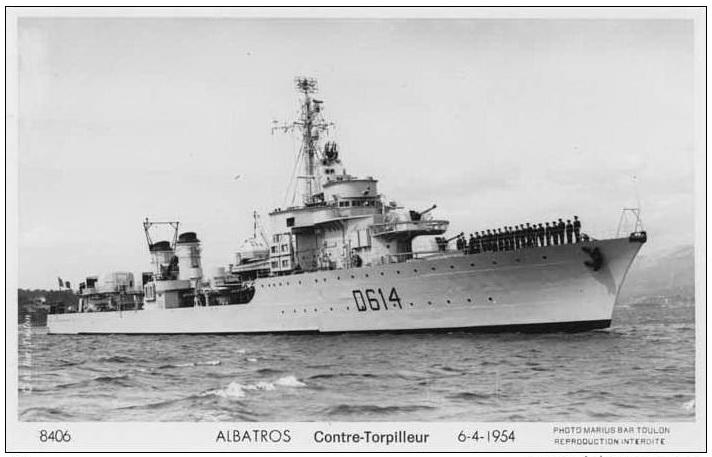 Les navires écoles français du XIX é à nos jours en photos  - Page 3 Alb_q611