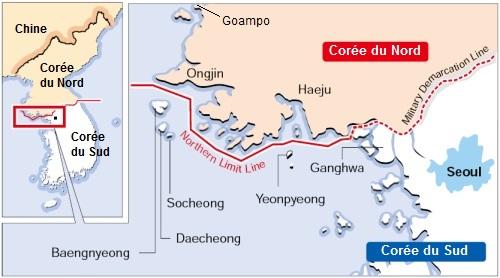 Fil info marine sud-coréenne - Page 4 Carte13