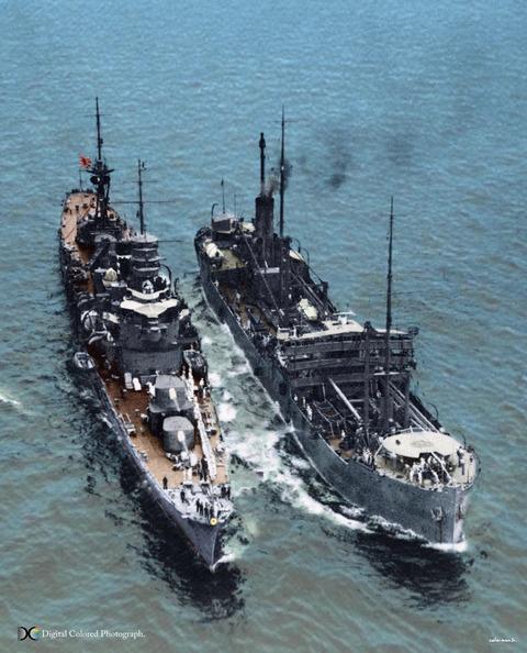 Croiseurs japonais - Page 4 Furuta10