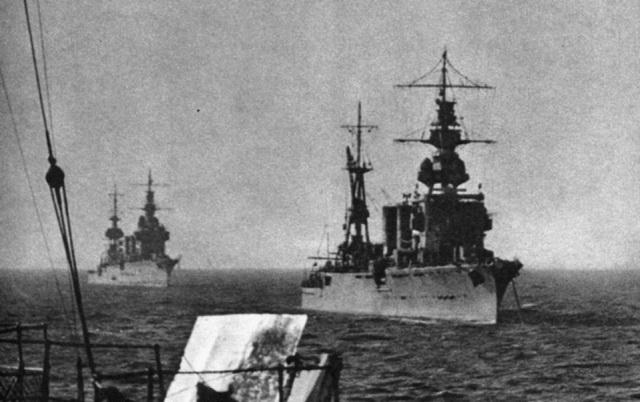 Croiseurs japonais - Page 3 Kinuyu10
