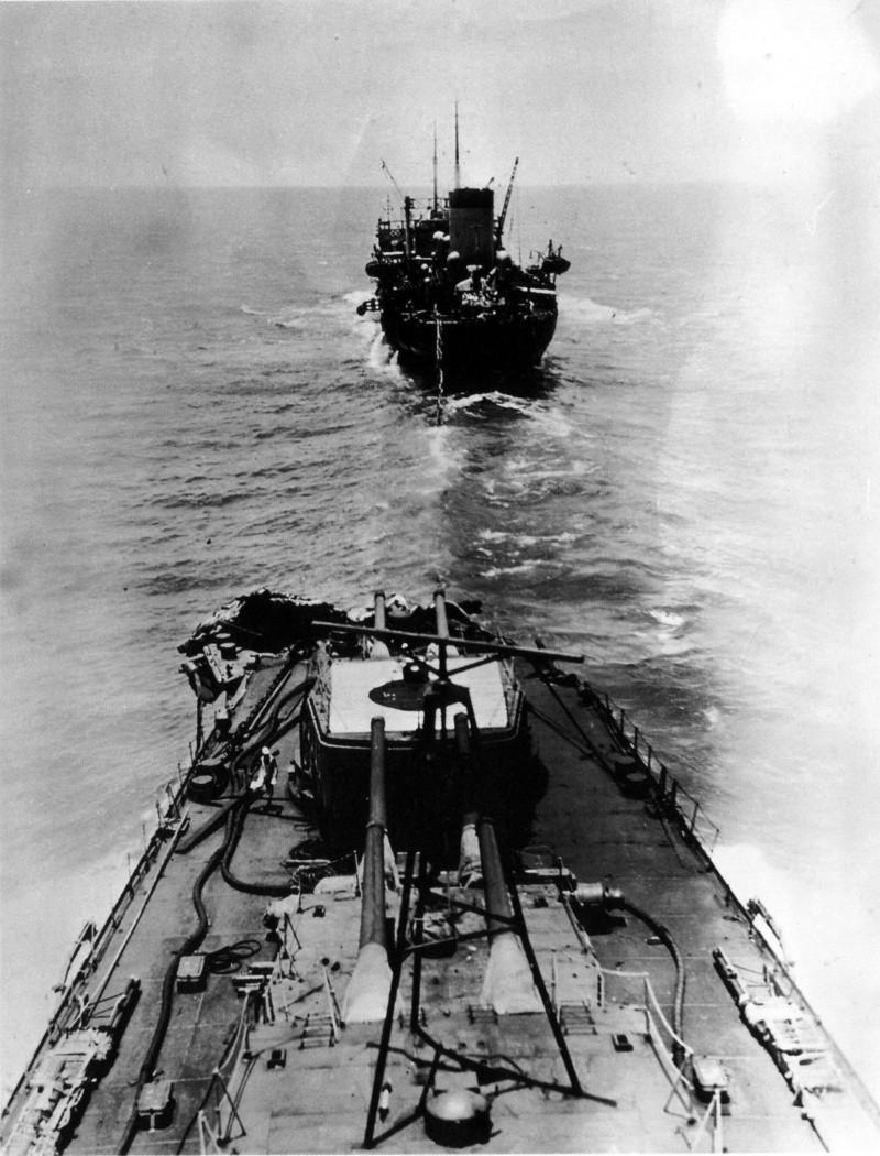Croiseurs japonais - Page 3 Mogami10