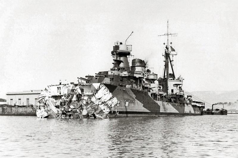 Croiseurs italiens Muzio10